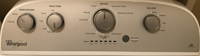 Wash Settings